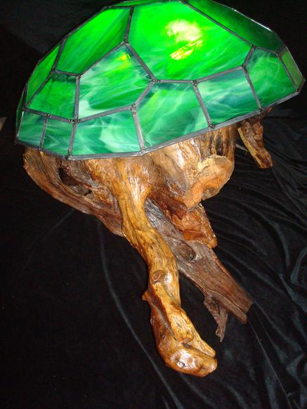 lonesome george sculpture